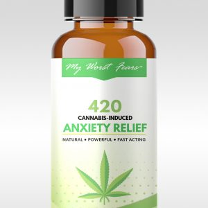 420: Cannabis-Induced Anxiety Relief